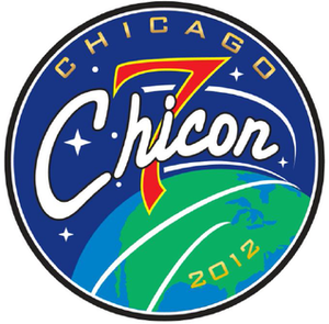 70th World Science Fiction Convention - Image: Worldcon 70 Chicon 7 logo