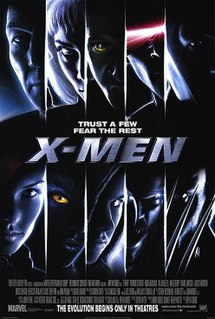<i>X-Men</i> (film) 2000 American superhero film