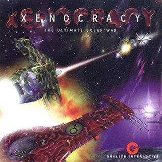 Xenocracy - Image: Xenocracy Cover Art