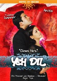 Yeh Dil (2003) SL YT - Tusshar Kapoor, Natassha, Mushtaq Khan, Saurabh Shukla