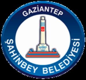 Şahinbey - Image: Şahinbey government logo