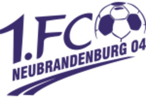 1. FC Neubrandenburg 04 - Image: 1. FC Neubrandenburg 04 logo