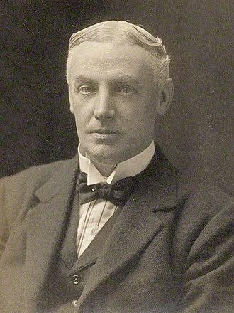 Donald Maclean (British politician) - Image: 1916 Sir Donald Maclean