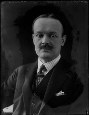 Parliamentary Private Secretary to the Prime Minister - Image: 1919 Hubert Carr Gomm