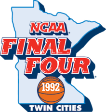 1992 Final Four logo.png