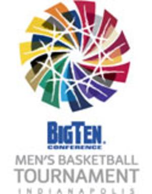 2008 Big Ten Conference Men's Basketball Tournament - 2008 Tournament logo