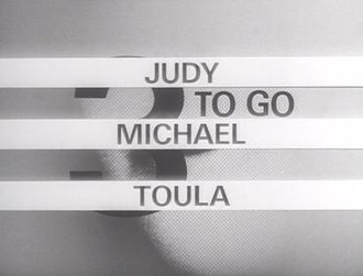 3 to Go - Title card