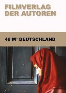 <i>40 Quadratmeter Deutschland</i> 1985 film by Tevfik Başer