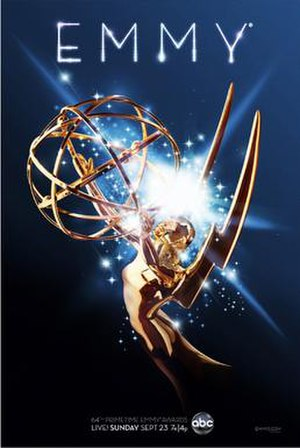64th Primetime Emmy Awards - Promotional poster
