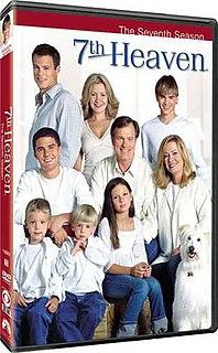 <i>7th Heaven</i> (season 7) season of television series