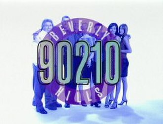 Beverly Hills, 90210 (franchise) - Beverly Hills, 90210 logo