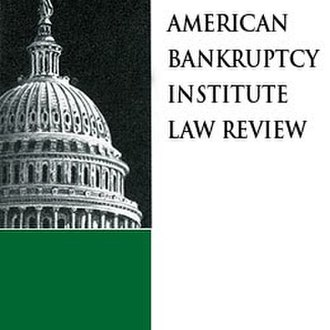 American Bankruptcy Institute Law Review - American Bankruptcy Institute Law Review logo