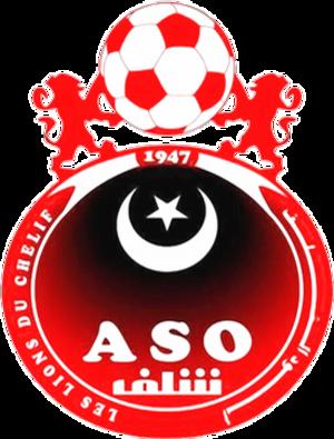 ASO Chlef - Image: ASO Chlef (logo)