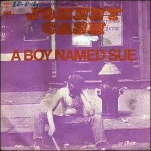 A Boy Named Sue - Image: A Boy Named Sue single cover
