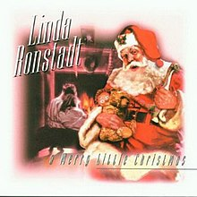 A Merry Little Christmas Linda Ronstadt.jpg