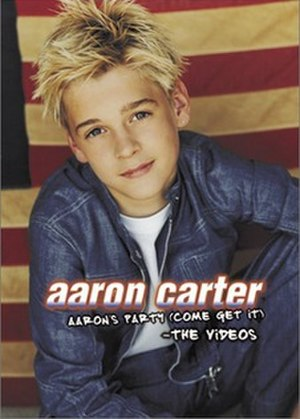 Aaron's Party: The Videos - Image: Aaron's Party Videos