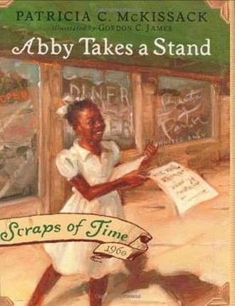 Abby Takes a Stand - Image: Abby takes a stand