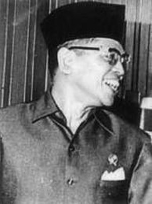 Mukti Ali - Image: Abdul Mukti Ali