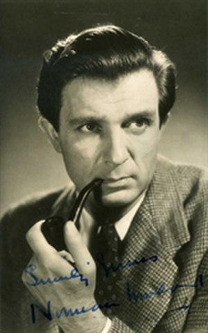 Norman Wooland - Image: Actor Norman Wooland