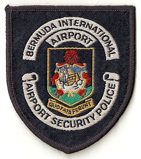 Airport Security Police (Bermuda)
