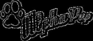 Alpha Pup Records - Image: Alpha Pup Records logo