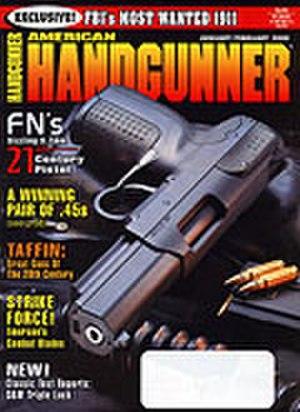 American Handgunner - Image: Americanhandgunner