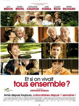 All Together (film) - French film poster