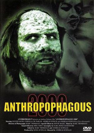 Anthropophagous 2000 - Image: Anthropophagous 2000