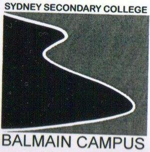 Sydney Secondary College Balmain Campus - Image: Balmain campus logo 1