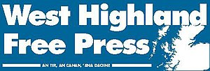 West Highland Free Press logo
