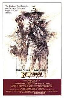 <i>Barbarosa</i> 1982 film by Fred Schepisi