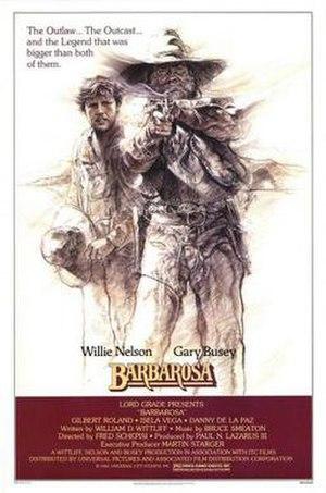 Barbarosa - Image: Barbarosa Film Poster
