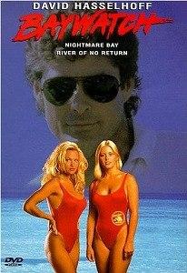 Baywatch Nightmare bay river of no return DVD cover