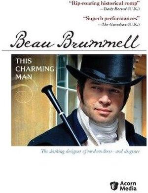 Beau Brummell: This Charming Man - Acorn Media DVD Cover