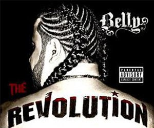 The Revolution (Belly album) - Image: Bellyrevolution