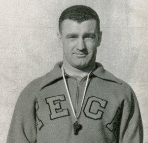 Berl Huffman - Huffman in 1939