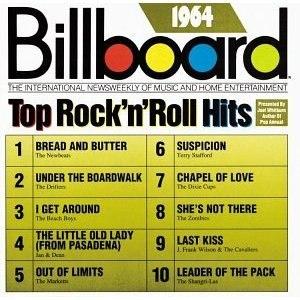 Billboard Top Rock'n'Roll Hits: 1964 - Image: Billboard Top Rock'n'Roll Hits 1964