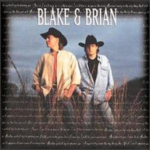 Blake & Brian - Image: Blakebrianalbum