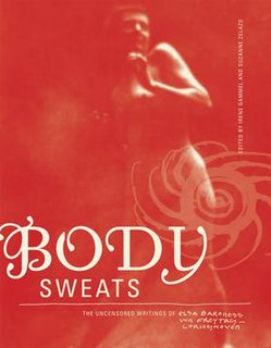 <i>Body Sweats: The Uncensored Writings of Elsa von Freytag-Loringhoven</i> book by Elsa von Freytag-Loringhoven
