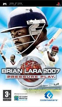 games play free cricket brian lara