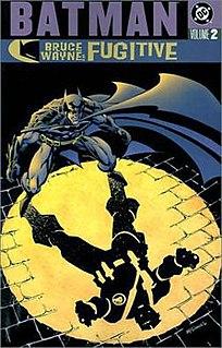 <i>Bruce Wayne: Fugitive</i>