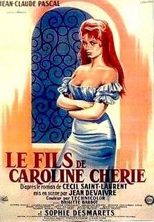 <i>Caroline and the Rebels</i> 1955 film by Jean Devaivre