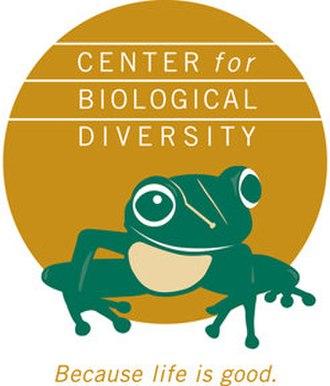 Center for Biological Diversity - Image: Center for Biological Diversity logo