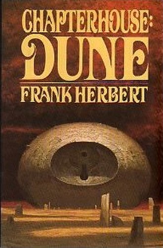 Chapterhouse: Dune - US first edition cover