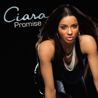 Promise (Ciara song) - Image: Ciara promise singlecover
