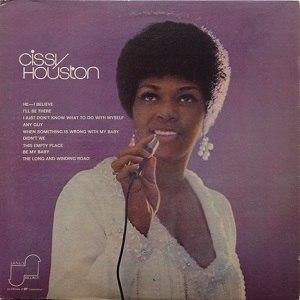 Presenting Cissy Houston - Image: Cissy Houston 1970 Janus album