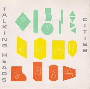 Cities (Talking Heads song) - Image: Cities Single Sleeve