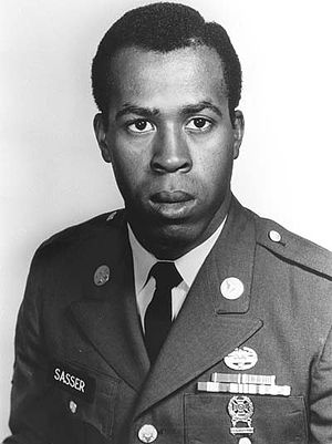 Clarence Sasser - Clarence E. Sasser