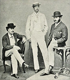 Frederic Clay - Clay, Seymour Egerton and Sullivan, 1860s