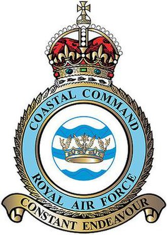 RAF Coastal Command - RAF Coastal Command badge